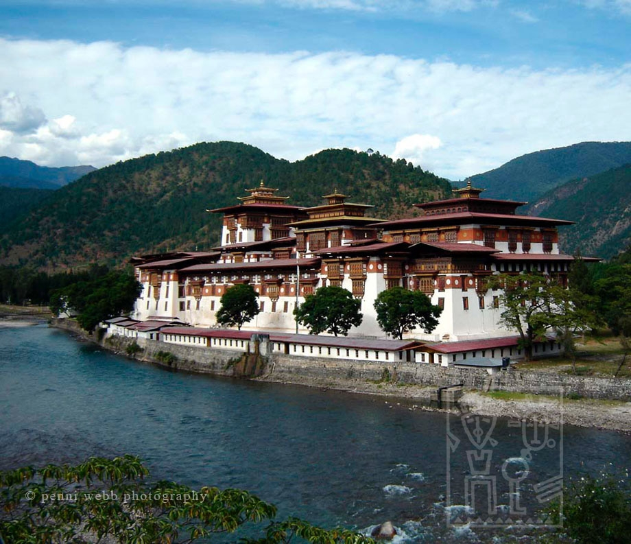 Oldest Tzong Bhutan