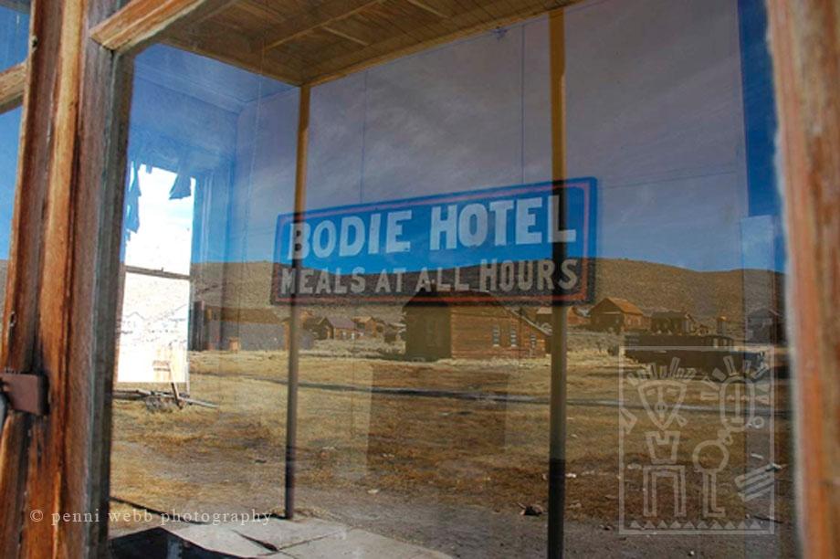 Window Bodie California