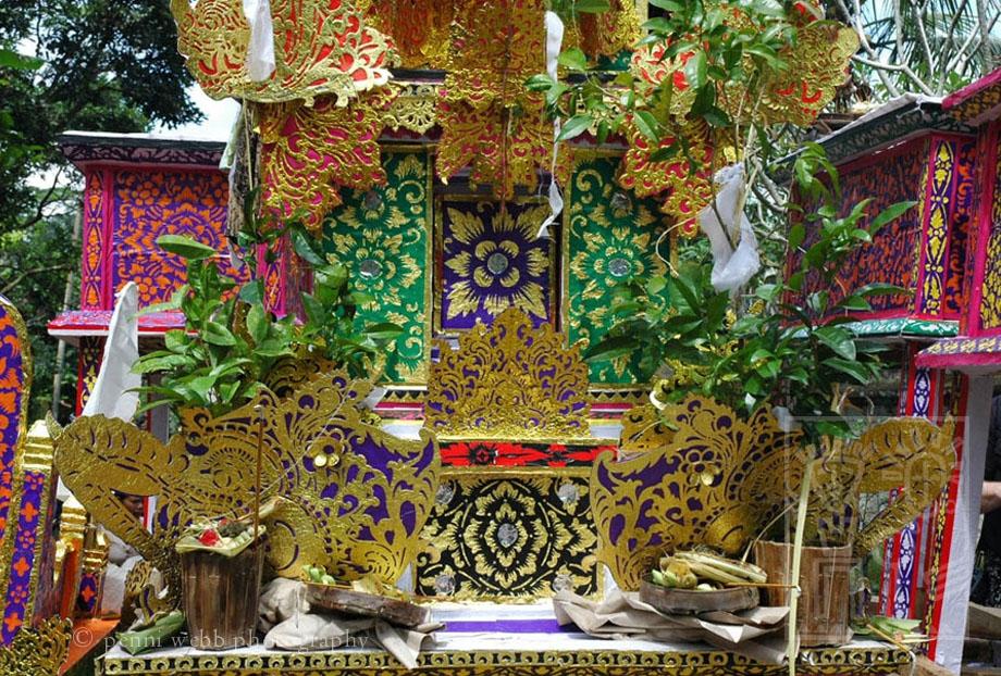 Cremation Box Bali