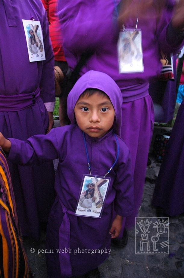Mayan boy Guatemala