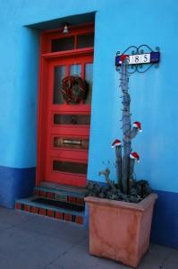 Xmas Decor in Tucson