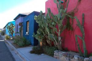 Tucson Downtown block.