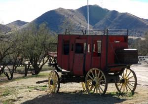 Dude Ranch Arizona - John Wayne stayed here.