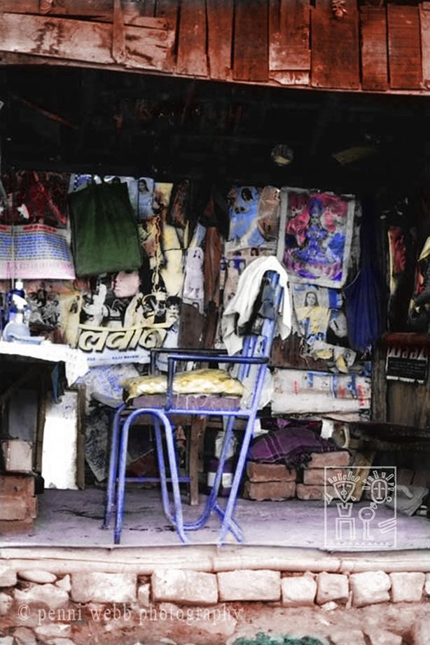 Barber Shop, India