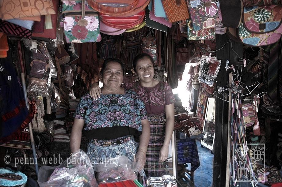 Mayan Shop Keepers