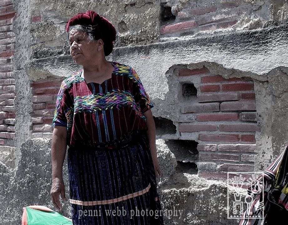 Mayan Woman