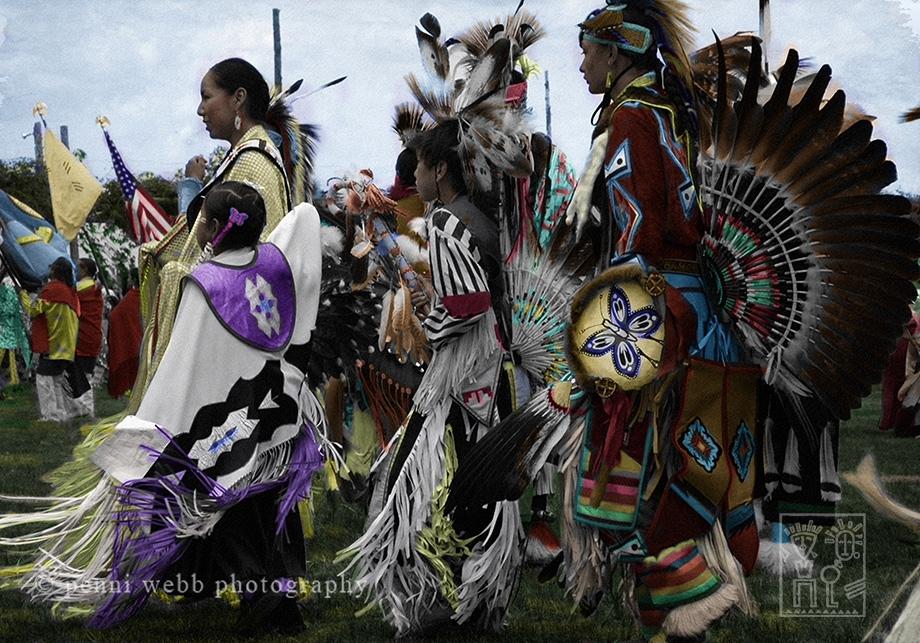 Pow Wow family, NM