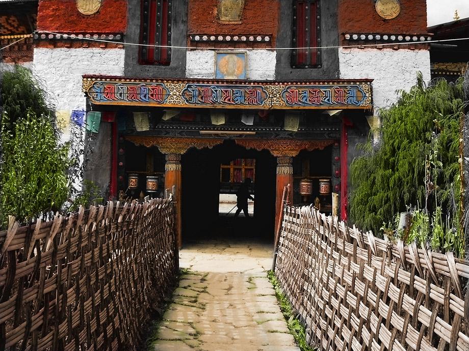 Butanese Temple