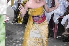 Dancing Bali Girl