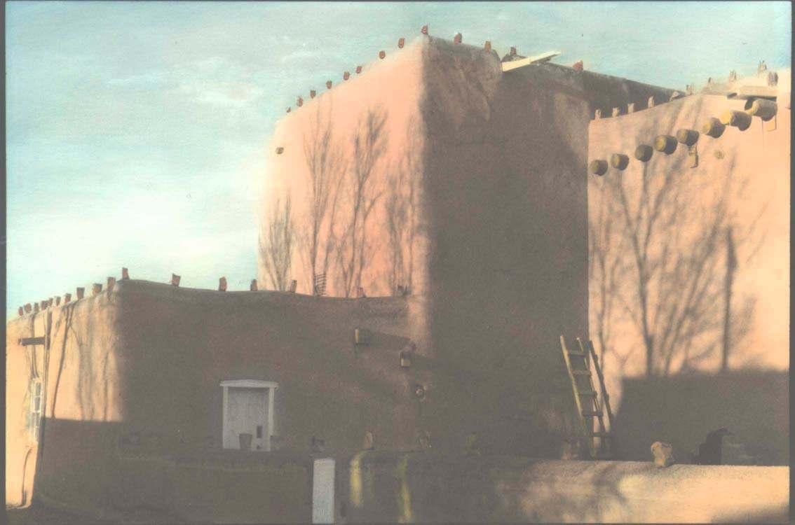 Rancho de Taos Church