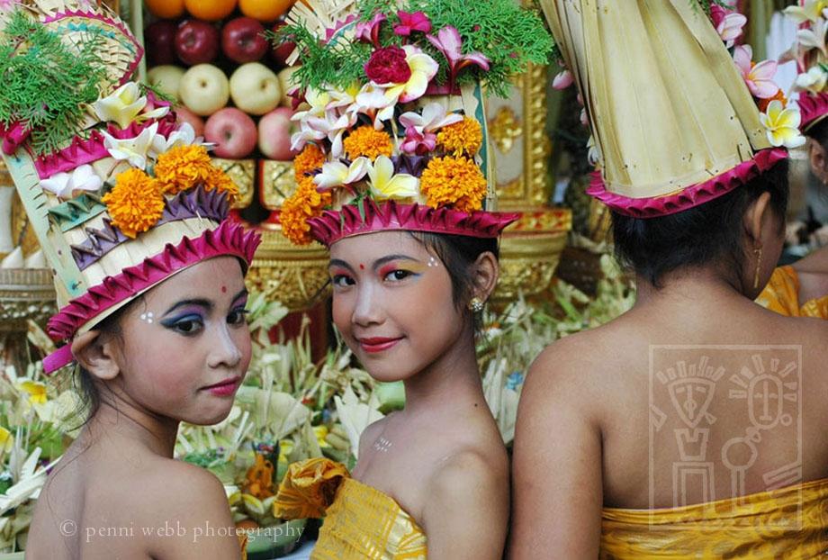 Bali Beauties