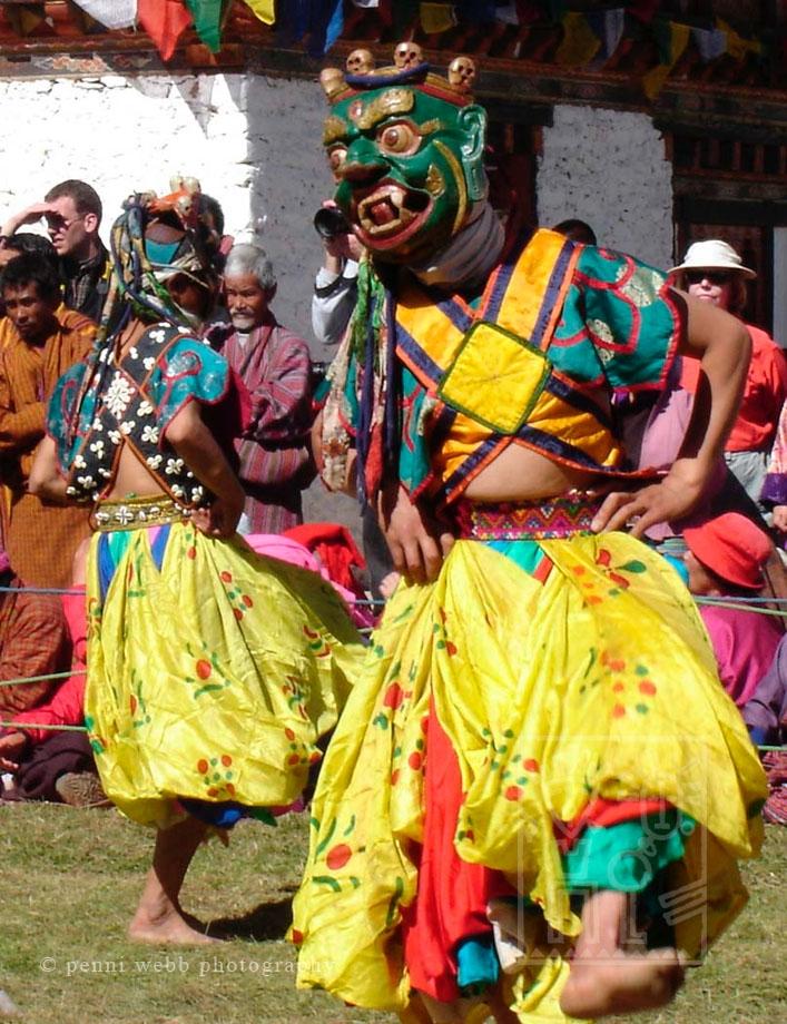 Cast out Misfortune Bhutan