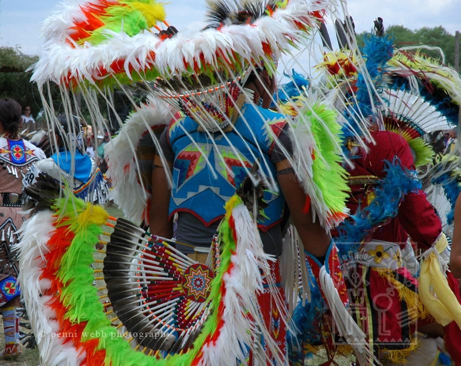 Huichol dancers