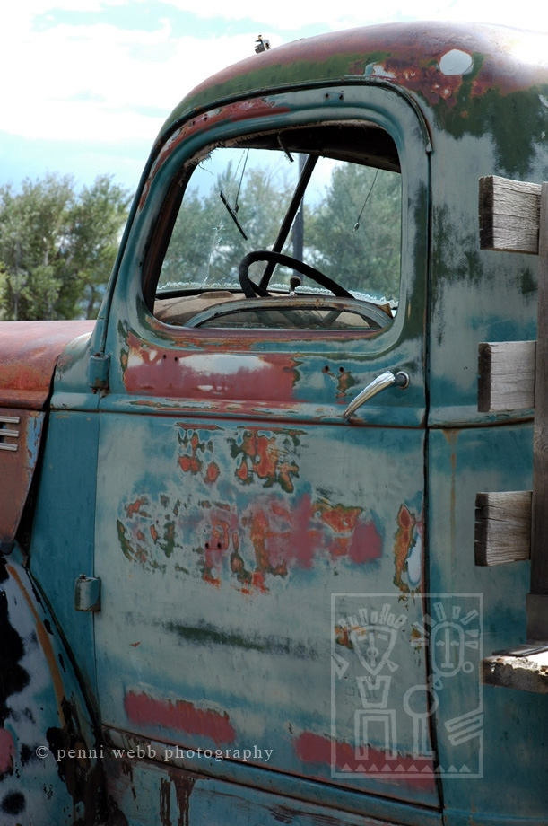 Taos truck