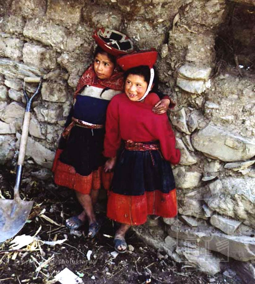 Huilloc Children