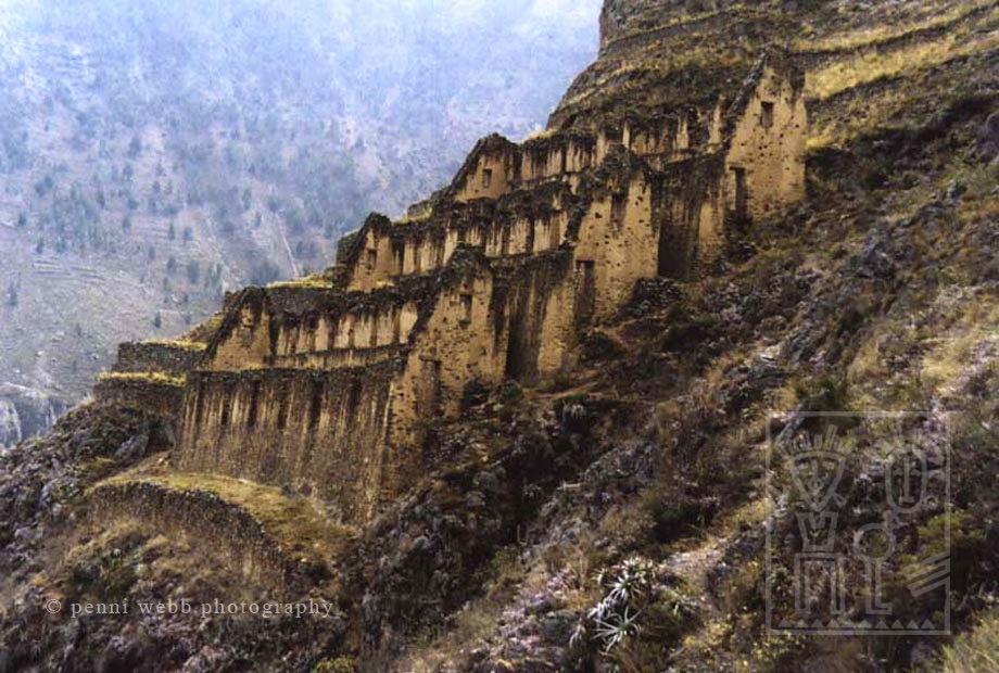 Inca Storage Ruins