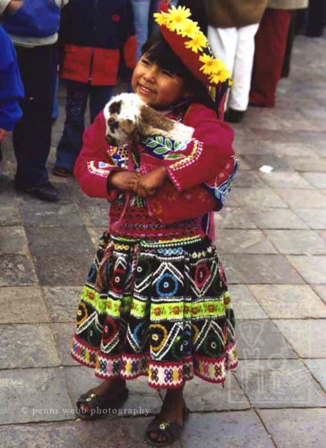 Cuzco Girl