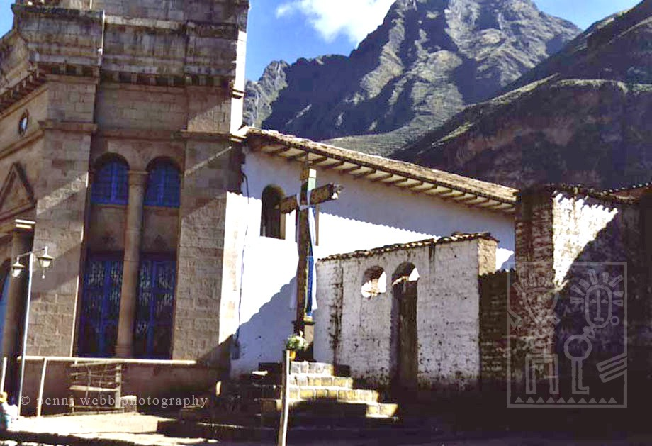 Pisac Church