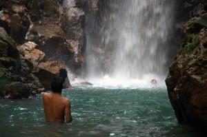 The Hidden Waterfall.