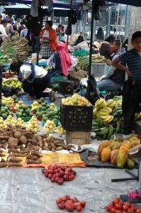 Otavallo Market, largest ethnic market in South America